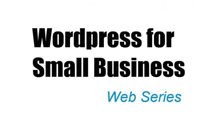 WordPress Series – Part 3: Managing Your Pages