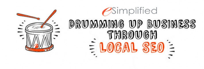 Drumming Up Business Through Local SEO