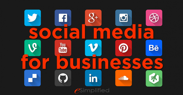6 Reasons Why You Need Social Media for Your Business